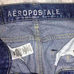 Aeropostale 28 W, 30 L Boyfriend Jeans Ankle Fit